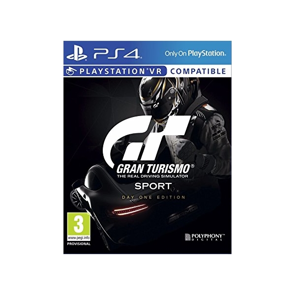 m ng ps4 gran turismo sport day one edition psvr compatible expert hea elu tehnika. Black Bedroom Furniture Sets. Home Design Ideas