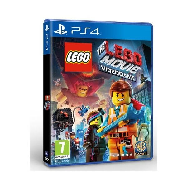 Mäng PS4 LEGO Movie: The Videogame