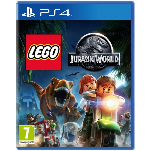 Mäng PS4 LEGO Jurassic World