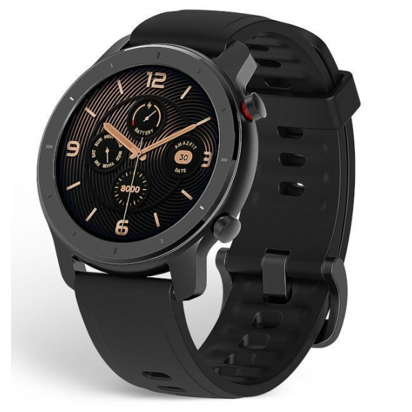 Nutikell HUAMI AMAZFIT GTR 42 mm/A1910 42 STARRY BLACK