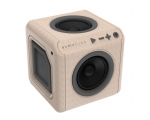 Portatiivne kõlar audioCube Portable wood