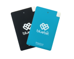 Duubelpakk PowerCard 2x 2500 mAh, Black & Blue