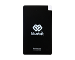 Akupank PowerCard 5000mAh Black
