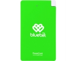 Powerbank  PowerCard 5000mAh Green