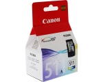Cartrige CANON CL-511 colorline