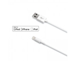 USB Cabel Lightning 2m white