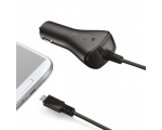 Autolaadija Celly micro USB 1A