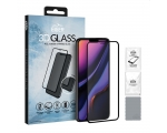 Screen safety glass Eiger 3D iPhone 11 Pro/XS/X, black