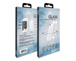 Screen safety glass Eiger 3D 360 iPhone 8 white, transparent
