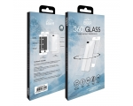 Screen safety glass Eiger 3D 360 iPhone 8Plus white, transparent