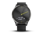 Смарт-часы GARMIN Vivomove HR Черный L