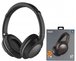 Wireless headphones HAVIT 67 BT, black