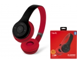 Wireless radio headphones HAVIT 2575 BT, red