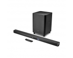 Soundbar JBL BAR 3.1-ch, Bluetooth, 4K Ultra HD