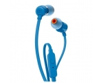 In-ear headphones JBL T110-blue