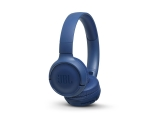 Wireless On-ears headphones JBL T500-blue