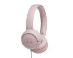 On-ears headphones JBL T500-rose