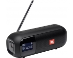 Portable radio JBL, FM,BT, black