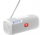 Portable radio JBL, FM, BT, white