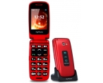 Phone myPhone RUMBA red