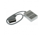 Adapter QNECT 2xSCART female - 1xSCART male
