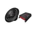 Car Bass speaker set PIONEER GXT-3706