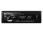 Car Radio PIONEER MVH-S100UBW, white panel lighting
