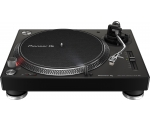 DJ vinyl record player Pioneer PLX-500, black