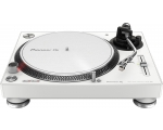 DJ vinyl player Pioneer PLX-500, white