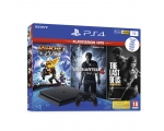 Konsool SONY PS4 1TB Slim + Hits Bundle