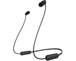 Wireless headphones Sony WIC200B.CE7, black