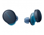 In-ear headphones Sony Extra Bass WFXB700L, navy