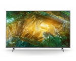 "65"" 4K HDR TV Sony KD65XH8077SAEP Android"