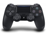 Pult Sony PS4 DualShock 4 v2, JET BLACK