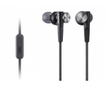 In-ear headphones Sony MDRXB50 - black