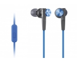 In-ear headphones Sony MDRXB50 - blue