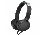 On-ears headphones Sony MDRXB550APB.CE7-black