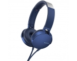 On-ears headphones Sony MDRXB550APL.CE7-blue