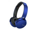 Wireless On-ears headphones Sony MDRXB650-blue