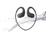 Sport headphones  with MP3 player Sony NWWS413B.CEW