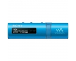 MP3 player Sony NWZB183FL.CEW-blue, 4GB