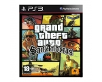 Mäng PS3 Grand Theft Auto San Andreas