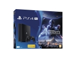 Konsool SONY PS4 1TB PRO Black + Star Wars