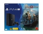 Konsool SONY PS4 Pro 1TB + God of War