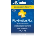 Kaart SONY PSN Plus 12 kuud