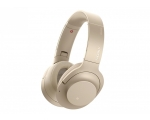 Noise reducing Wireless headphones Sony WH-H900, gold