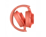 Noise reducing Wireless headphones Sony WH-H900, red