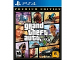 Mäng PS4 Grand Theft Auto 5 Premium Edition