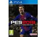 Game PS4 Pro Evolution Soccer 2019