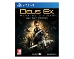 Mäng PS4 Deus Ex: Mankind Divided Day 1 Edition
